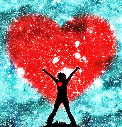 Gods liefde leren ervaren. Vanuit het hoofd in het hart.