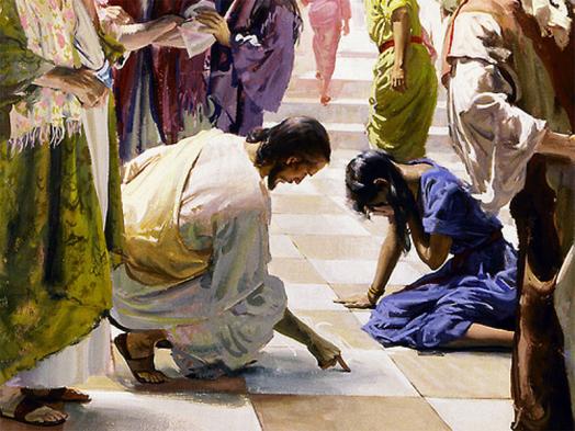 De gave van het niet oordelen maar verbinden in liefde