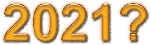 Wat gaat 2021 ons brengen?  of Wat ga jij 2021 geven?